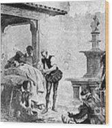 Ambroise Par�, French Surgeon, Pioneer Wood Print