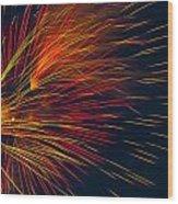 America The Beautiful Wood Print by Joshua Dwyer