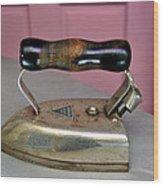 American Beauty Iron Wood Print