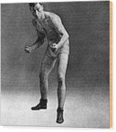 American Boxer, C1910 Wood Print