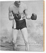 American Boxer, C1912 Wood Print