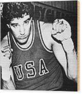 American Boxer, C1982 Wood Print