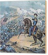 American Civil War, Storming Of Fort Wood Print