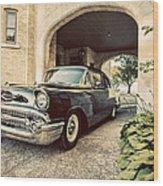 American Classic Wood Print