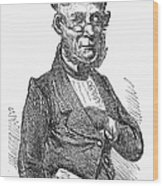 American Schoolmaster Wood Print