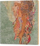 Amira Wood Print