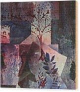 Amish Abstract 3 Wood Print