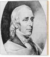 Amos Bronson Alcott, American Educator Wood Print