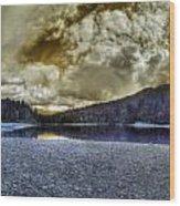 An Idaho Fantasy 3 Wood Print