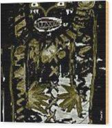 Ancestor 1d Wood Print