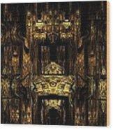 Ca389 Wood Print