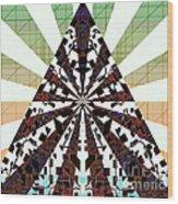Ancient Pyramid Wood Print