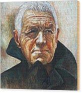 Andrew Newell Wyeth Wood Print