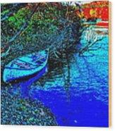 Andy River 17 Wood Print