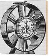 Anemometer, 20th Century Wood Print