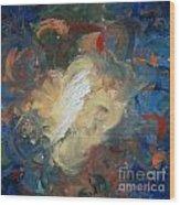 Angel Visions 9 Wood Print