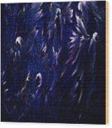 Angelic Host Wood Print