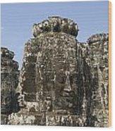 Angkor Thom IIi Wood Print
