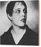 Anita Loos (1893-1981) Wood Print