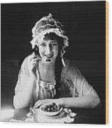 Anita Stewart (1895-1961) Wood Print