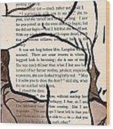 Anita's Secret 399 Wood Print