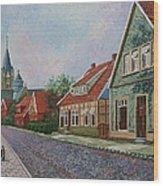Ankum Germany Wood Print