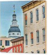 Annapolis Duomo Wood Print