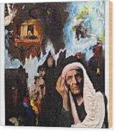 Anneannem And Memory Wood Print