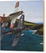 Anno 1944 Wood Print by Steve K
