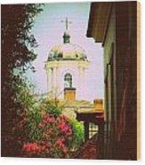 Another Charleston Church Wood Print