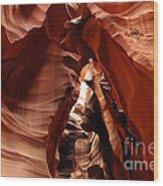 Antelope Slot Canyon Wood Print