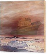 Anthony Boy's Magical Voyage Wood Print