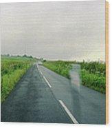 Anti-aircraft Ops Bincombe Down Wood Print
