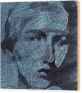 Antigone 2 Wood Print