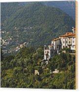 Antona Italy Wood Print