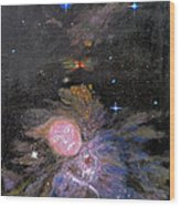 Aphrodite In Orion's Nebula Wood Print