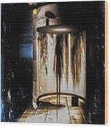 Apparition Wood Print by Bob Orsillo