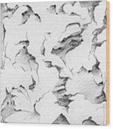 Appearance Wood Print