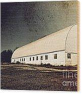 Appleton Barn Wood Print by Joel Witmeyer