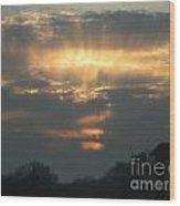April 10 2008 Wood Print