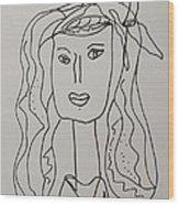 April Ann Wood Print