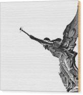 Archangel Wood Print