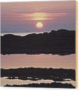 Ardnamurchan Peninsula, Lochaber Wood Print