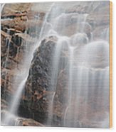 Arethusa Falls - Crawford Notch State Park New Hampshire Usa Wood Print