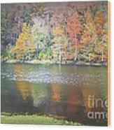Arkansas Beauty Wood Print