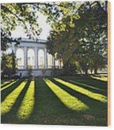 Arlington Memorial Amphitheater Wood Print
