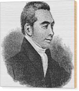 Arnold Buffum (1782-1859) Wood Print