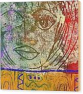 Art   Always Remember Truth Wood Print