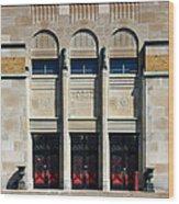 Art Deco 12 Wood Print