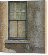 Art Of Decay Wood Print